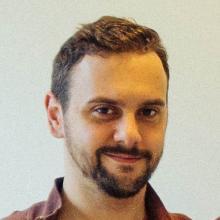 Photo of Matt Milosavljevic