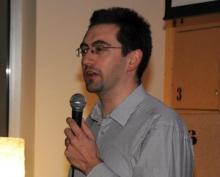 Photo of Kristof Van Tomme