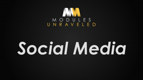 Social Media Series Title image