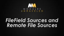 FileField Sources Title Image
