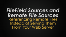 FileField Sources Image