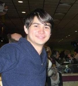 Photo of Jamie Abrahams
